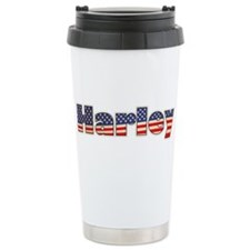 American Harley Travel Mug