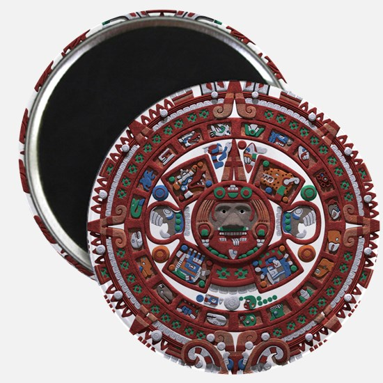 Mayan Calender Magnet
