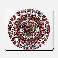 Mayan Calender Mousepad