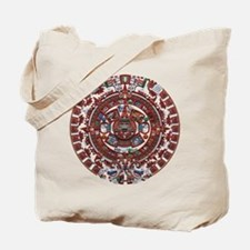 Mayan Calender Tote Bag