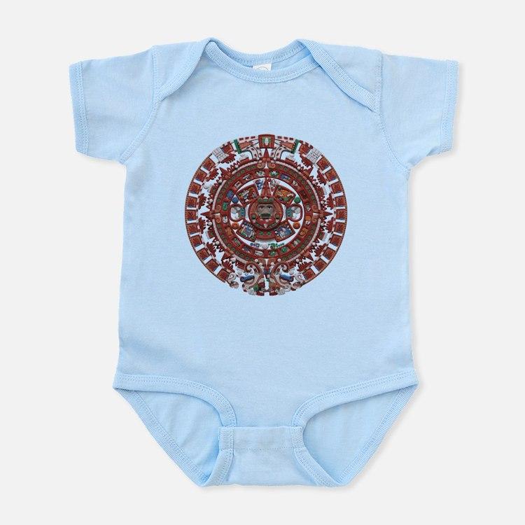 Mayan Calender Infant Bodysuit
