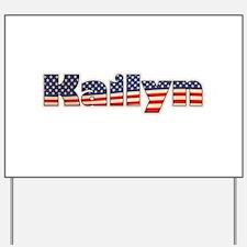 American Kailyn Yard Sign