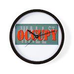 #OccupyWallStreet Wall Clock
