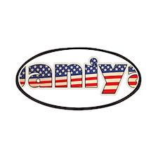 American Janiya Patches