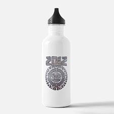 Modern Mayan 2012 Calender Water Bottle