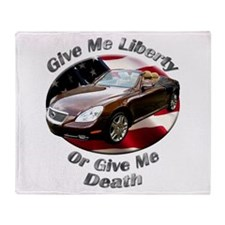 Lexus SC430 Throw Blanket