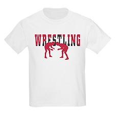 Wrestling 2 Kids T-Shirt