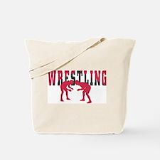 Wrestling 2 Tote Bag