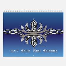2017 Celtic Knots Wall Calendar