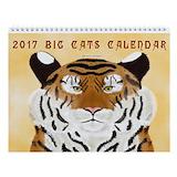 Cats of 2017 Calendars