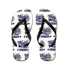 Mom (Worlds Bet) Flip Flops