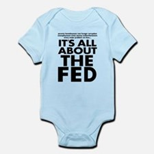 The Fed Infant Bodysuit