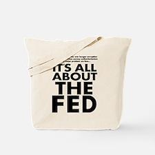 The Fed Tote Bag