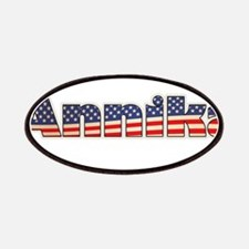 American Annika Patches