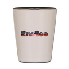 American Emilee Shot Glass