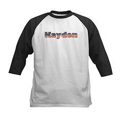 American Kayden Kids Baseball Jersey