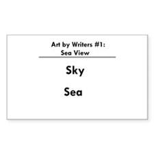 Sea View Decal