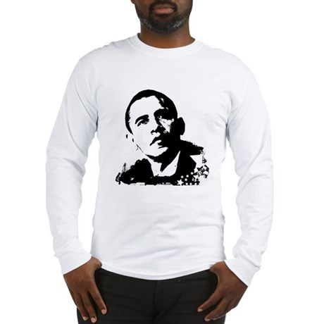 Obama -- Long Sleeve T-Shirt