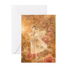 La Sylphide Greeting Card