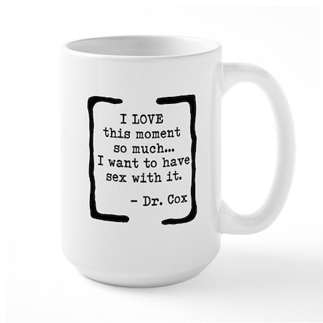 Love This Moment Large Mug