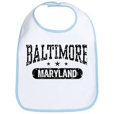 Baltimore Maryland Bib