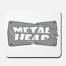 Metal Head Mousepad