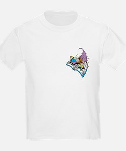 Image of a Story Book T-Shirt