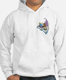 Image of a Story Book Hoodie