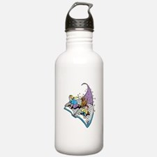 Image of a Story Book Water Bottle