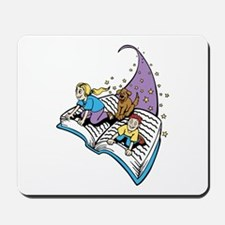 Image of a Story Book Mousepad