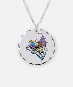Image of a Story Book Necklace