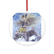 Freyja Ornament (Round)