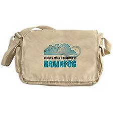 Chance of Brainfog Messenger Bag