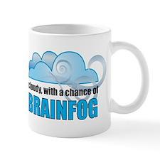 Chance of Brainfog Small Mug
