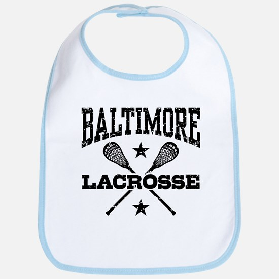 Baltimore Lacrosse Bib