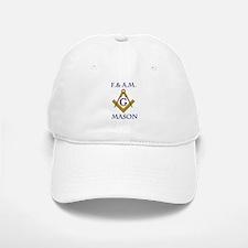 F&AM Mason Baseball Baseball Cap