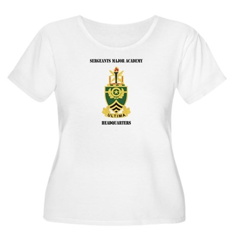 DUI - Sergeants Major Academy HQ with Text Women's