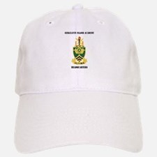 DUI - Sergeants Major Academy HQ with Text Baseball Baseball Cap