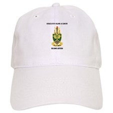 DUI - Sergeants Major Academy HQ with Text Baseball Cap