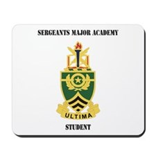DUI - Sergeants Major Academy Students with Text M