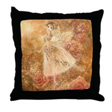 La Sylphide Throw Pillow