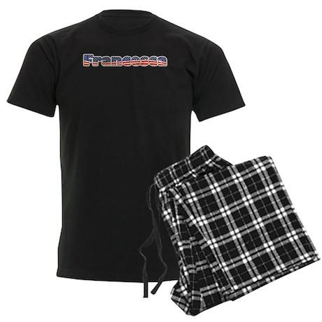 American Francesca Men's Dark Pajamas