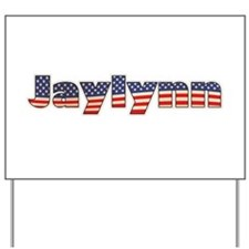 American Jaylynn Yard Sign