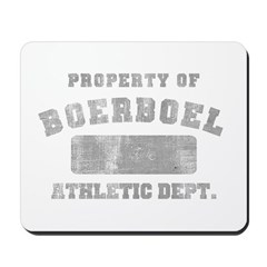 Boerboel Athletic Dept Mousepad