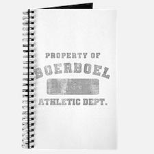 Boerboel Athletic Dept Journal