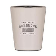 Boerboel Athletic Dept Shot Glass
