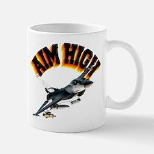 F16 Aim High Mug