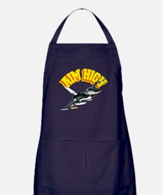 F16 Aim High Apron (dark)
