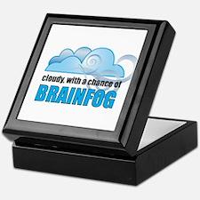 Chance of Brainfog Keepsake Box