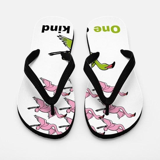 One of a kind Flip Flops